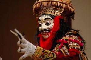Jauk Mask Dance - I Putu Tangkas