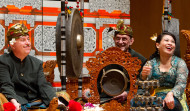 Gamelan Tunas Mekar at the King Center, April 7, 2012