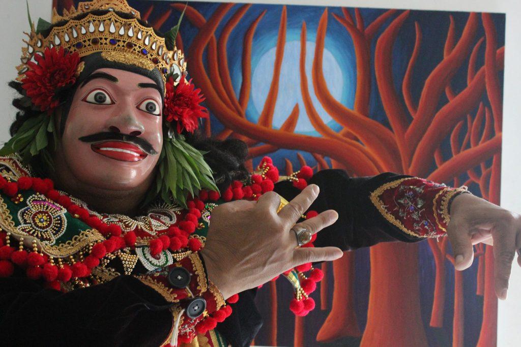 I-Ngurah Kertayuda Topeng Mask Dance of Bali