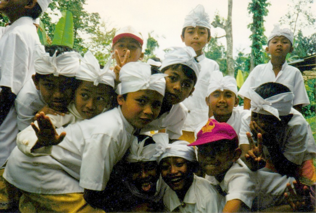 Children of Bangah, 1996.