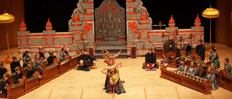 Gamelan Tunas Mekar Music & Dance of Bali